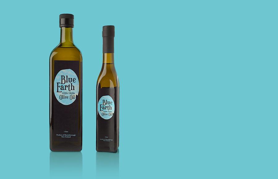 Blue Earth Olives