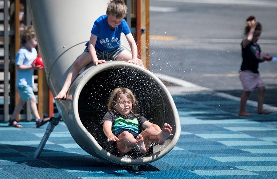 Waihenga Centre Playground
